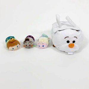 Disney Frozen Olaf Carry Case with 3 Tsum Tsum